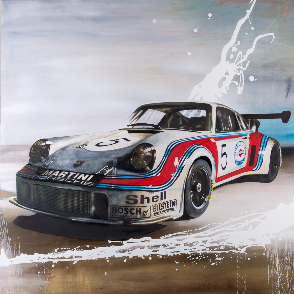 porsche 911 carrera rsr turbo martini racing saint. Black Bedroom Furniture Sets. Home Design Ideas